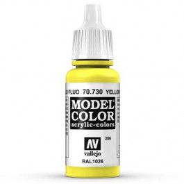 [PNT] Amarillo Fluo (206) (70730) - MODEL COLOR