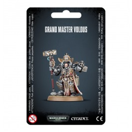 [WAR] GREY KNIGHTS GRAND MASTER VOLDUS