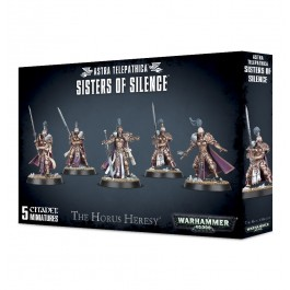 [WAR] ASTRA TELEPATHICA SISTERS OF SILENCE