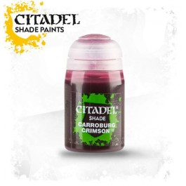 [PNT] CARROBURG CRIMSON              Paint - Shade (24ml)