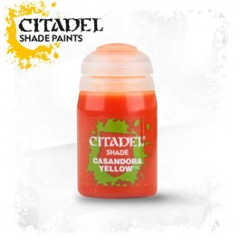 [PNT] CASANDORA YELLOW               Paint - Shade (24 ml)