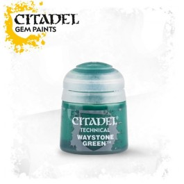 [PNT] Waystone Green - Paint - Technical (12ml)