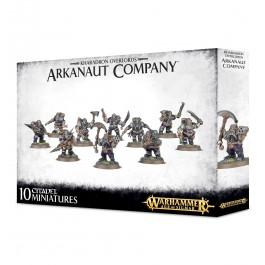 [WAR] KHARADRON OVERLORDS ARKANAUT COMPANY