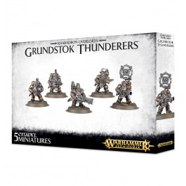 [WAR] KHARADRON OVERLORDS GRUNDSTOK THUNDERERS