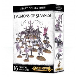 [WAR] START COLLECTING! DAEMONS OF SLAANESH