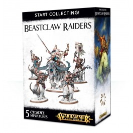 [WAR] START COLLECTING! BEASTCLAW RAIDERS