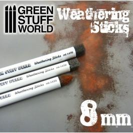 [GSA] Pinceles Weathering 8mm