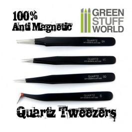 [GSA] Pinzas Precision QUARTZ 100% Anti-Magneticas