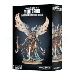 [WAR] MORTARION: DAEMON PRIMARCH OF NURGLE