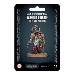 [WAR] Nauseous Rotbone, the Plague Surgeon