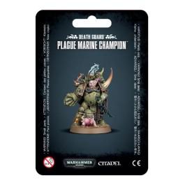 [WAR] Death Guard Plague Marine Champion