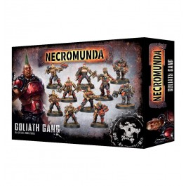 [WAR] Necromunda Banda Goliath