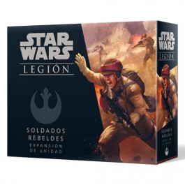 [SWL] Star Wars Legion - Soldados rebeldes
