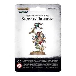[WAR] DAEMONS OF NURGLE SLOPPITY BILEPIPER