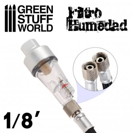filtro de humedad green stuff