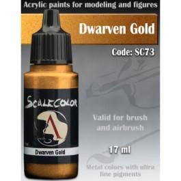 DWARVEN GOLD - Scale 75