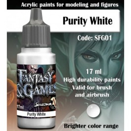 PURITY WHITE - Scale 75