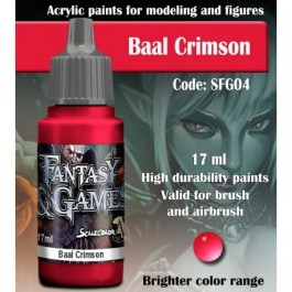 BAAL CRIMSON - Scale 75