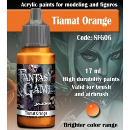 TIAMAT ORANGE- Scale 75