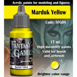 MARDUK YELLOW- Scale 75