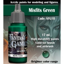 MISTIFS GREEN - Scale 75