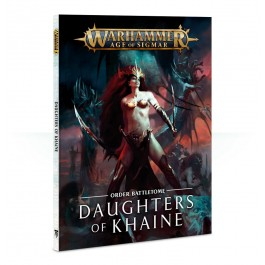 [WAR] Battletome: Daughters of Khaine