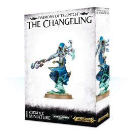 [WAR] DAEMONS OF TZEENTCH THE CHANGELING