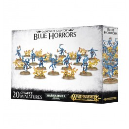 [WAR] DAEMONS OF TZEENTCH BLUE HORRORS