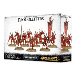 [WAR] DAEMONS OF KHORNE BLOODLETTERS