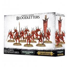 [WAR] DAEMONS OF KHORNE BLOODLETTERS