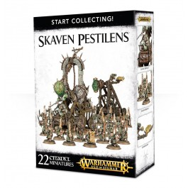 [WAR] START COLLECTING! SKAVEN PESTILENS