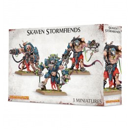 [WAR] SKAVEN STORMFIENDS