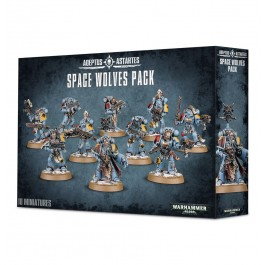 [WAR] SPACE WOLVES PACK