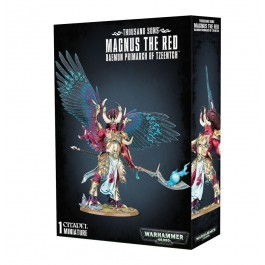 [WAR] THOUSAND SONS MAGNUS THE RED