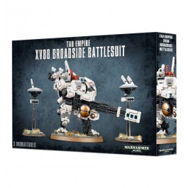 [WAR] TAU EMPIRE XV88 BROADSIDE BATTLESUIT