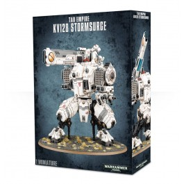 [WAR] TAU EMPIRE KV128 STORMSURGE