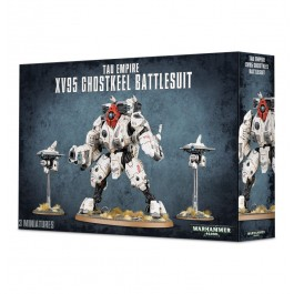 [WAR] TAU EMPIRE XV95 GHOSTKEEL BATTLESUIT