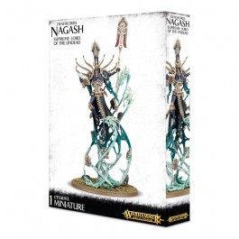 [WAR] DEATHLORDS NAGASH SUPREME LORD OF UNDEAD
