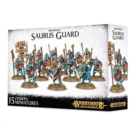 [WAR] SERAPHON SAURUS GUARD