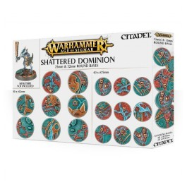 [WAR] AOS: SHATTERED DOMINION: 25 & 32MM ROUND