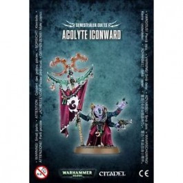[WAR] GENESTEALER CULTS ACOLYTE ICONWARD