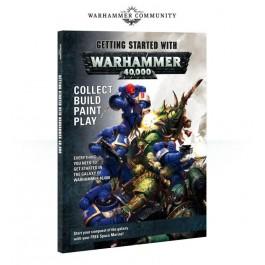 [WAR] GETTING STARTED WITH WARHAMMER 40K (ESP)