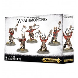 [WAR] KHORNE BLOODBOUND WRATHMONGERS