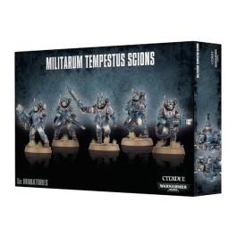 [WAR] MILITARUM TEMPESTUS SCIONS