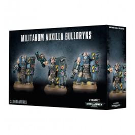 [WAR] MILITARUM AUXILLA BULLGRYNS