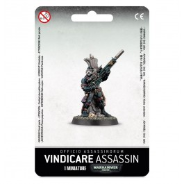[WAR] OFFICIO ASSASSINORUM VINDICARE ASSASSIN