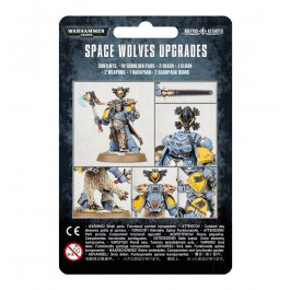 [WAR] SPACE WOLVES UPGRADES