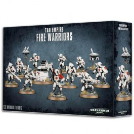 [WAR] TAU EMPIRE FIRE WARRIORS