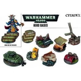 [WAR] WARHAMMER 40000: HERO BASES