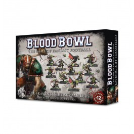 [BBW] BLOOD BOWL THE SKAVENBLIGHT SCRAMBLERS